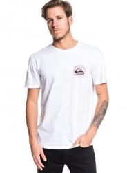 Quiksilver WITHOUT PARALLEL SS barbati alb S