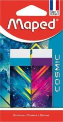 Maped Radiera Cosmic Teens 2 buc/blister Maped 116112