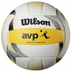 Wilson AVP II Replica Beach Volleyball Alb 5 (WTH6017XB+)