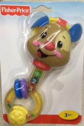 Fisher-Price Ted Price Rattle Teddy (640410)