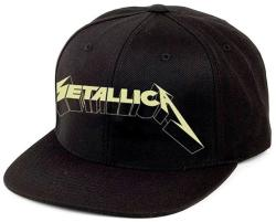 Metallica And Justice For All Glow Snapback (RTMTLSBCBGLOW)