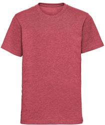Russell Tricou Leona Red Marl 3XL (164cm/13-14ani)