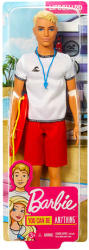 Mattel Barbie Careers dolls: Ken salvamar (FXP04)
