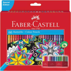 Faber-Castell Creioane colorate 60 buc/set, editie epeciala Faber-Castell