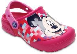 Crocs Saboti Kids' Crocs Fun Lab Mickey Mouse Clog Roz 33.5
