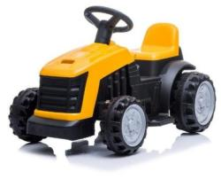 Tractor electric 6V galben (JIM001908_G) - jucarii-online