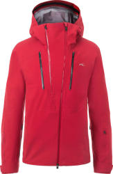 Kjus 7Sphere II Mens Ski Jacket Currant Red 52 (MS15-G20-34500-52)