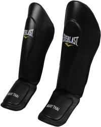 Everlast Muay Thai leather shin/foot protector (pereche) (EV_840206L)