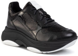 Gino Rossi Sneakers GINO ROSSI - RST-BALE-02 Black Damă