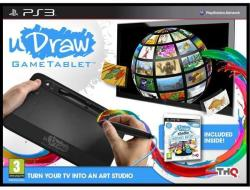 THQ THQ-PS3-UDRWTBIA - uDraw Tablet including Instant Artist PS3