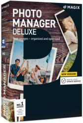 Magix Photo Manger Deluxe - licenta electronica (ANR007628ESD)