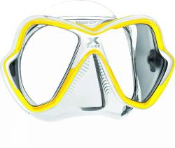 Mares Mask X-VISION - Transparent/Yellow (8751-MARES)