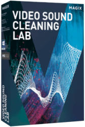 Magix Video Sound Cleaning Lab - licenta electronica (ANR005925ESD)