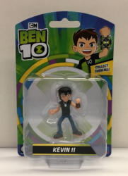 Playmates BEN 10 Mini figurine blister - Kevin 11 (76775)