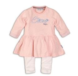 DIRKJE Set 2 piese C-SO SOFT CIAO 80 Pink (AGS31C-34200-80)