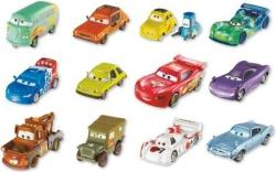 Mattel Cars 2 Masinute assort W1938 (035372)