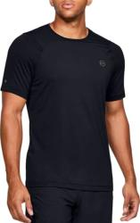 Under Armour Tricou Under Armour UA Rush HG Fitted SS - Negru - L