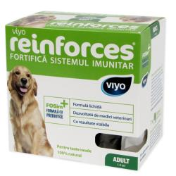 Viyo Supliment nutritiv pentru caini Viyo Reinforces Dog Adult 7 x 30 ml (Viyo Reinforces Dog Adult 7x30 ml)