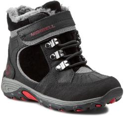 Merrell Moab Quick Lace Thermo Negru 35