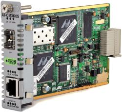Allied Telesis Media Blade 10/100/1000TX to SFP, with 802.3ah OAM Support ECO FRIENDLY (AT-CM3K0S)