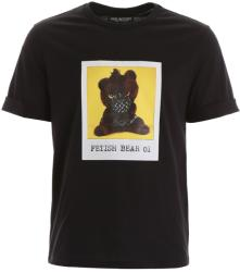 Neil Barrett Tricou barbat Neil barrett fetish bear 01 t-shirt Multicolor l