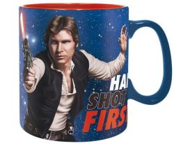 ABY STYLE Star Wars - Han Shot First Cană