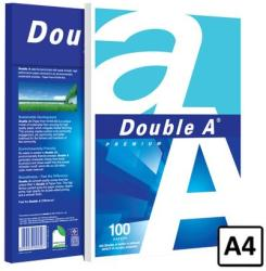 Double A Hartie copiator A4 Double A Premium, 80 g/mp, 100 coli/top (HA480100DBA)