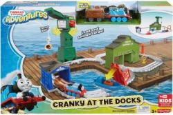 Fisher-Price Thomas and Friends Cranky at the Docks DVT13