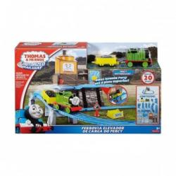 Fisher-Price Thomas and Friends Set pista Percy Load And Lift DFL92