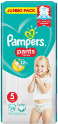 Pampers Scutece Pampers Nr. 5 56buc Pants