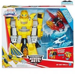 Hasbro Transformers Rescue Bots Knight Watch Bumblebee C1122