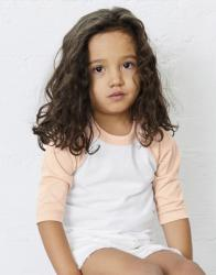 Bella Bluza Indiana Unisex White/Black 4T