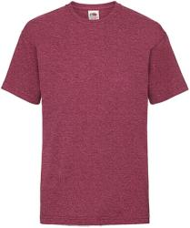 Fruit of the Loom Tricou Simone Vintage Heather Red 128 (7-8)