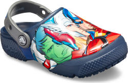 Crocs Saboti Crocs Fun Lab Marvel Multi Clog Albastru 19.5