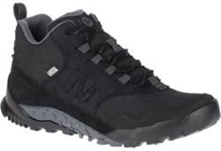 Merrell Ghete Merrell Annex Recruit Mid Waterproof Negru 41