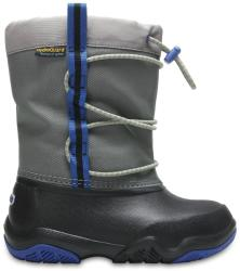 Crocs Cizme Crocs Swiftwater Waterproof Boot Negru 33.5
