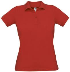 B&C Tricou Polo Chelsea XS Red