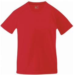 Fruit of the Loom Tricou Giovanni Red 116 (5-6)