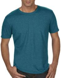 Anvil Tricou Javier L Heather Galapagos Blue