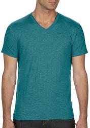 Anvil Tricou Marcos M Heather Galapagos Blue