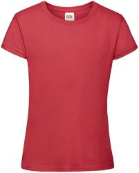 Fruit of the Loom Tricou Adina Red 152 (12-13)