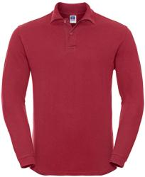 Russell Bluza Polo Eliza XS Classic Red