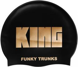 Funky Trunks crown jewels swimming cap negru