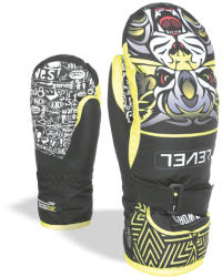 LEVEL Manusi Level Junior Mitt yellow