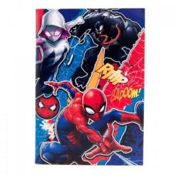 Total Office Trading Caiet A5 100FLAR+coperta Spider-Man