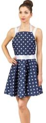 froster Nitly Dot - Pinafore Dress (5906660865377)