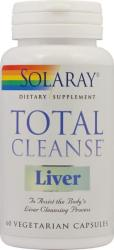 SOLARAY Total cleanse liver 60cps SOLARAY