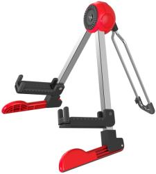 Guitto GGS-03 Robot Guitar Stand Red