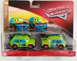 Mattel Disney Pixar Cars Hit si Run FGD99 set 2 masinute