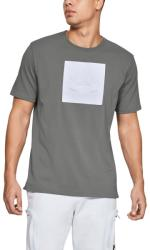 Under Armour Tricou Unstoppable Knit Tee Grey XL